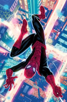 Peter Parker: The Spectacular Spider-Man - Marvel Comics Marvel Comics, Comics Spiderman, Spiderman Kunst, Comics Anime, Marvel Art, Marvel Heroes, Amazing Spiderman, Super Anime, Avengers