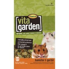 Vita Garden Ham-Gerbil (2.5LB)