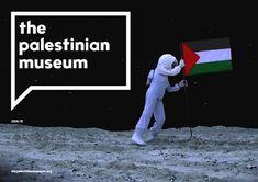 Palestinian Museum Logo and Identity