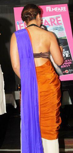 Kareena Kapoor Hot In Backless Saree Blouse HD Photos - SAREE BELOW NAVEL PHOTOS
