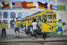 World Cup 2014: Now, Rio Airport Workers Declare 24-Hour Strike