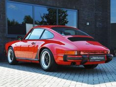 #Porsche911 #911Carrera - nice 1984 Porsche 911 3.2 SC Carrera