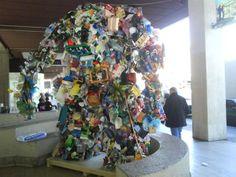 Recyclage et art