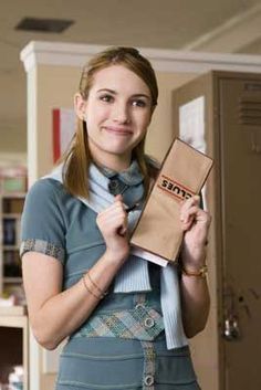 Emma Roberts as Nancy Drew- pretty much know this movie by heart