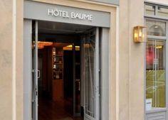 Hotel Baume—Paris, France. #Jetsetter