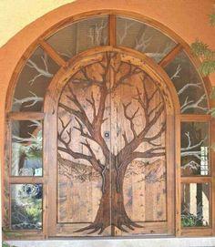 Cool door