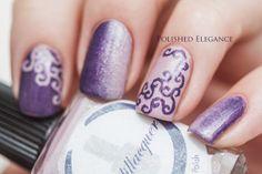 Cookin Pinkman - Polished Elegance nail art