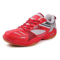 Men Women Unisex Badminton Table Tennis Shoes  Anti Slipper Soft Sneakers Professional Tennis Sport Training Shoes Free Shipping