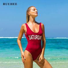 e9380a7df64f4 Bikini Sexy One Pieces Swimsuit Black Bodysuit Monokini Swimsuit Women Push  Up Monokini Bathing Suit Beachwear