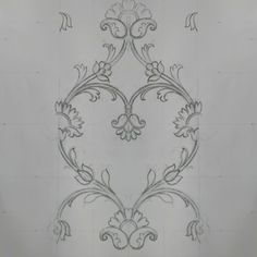 Hand Embroidery Designs, Pure Silk, Blouse Designs, Ali, Decals, Sketches, Textiles, Indian, Pure Products