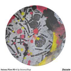 Sxisma Plate KS-7
