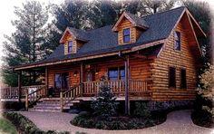 Brookside Front Elevation -- Natural Element Homes