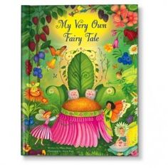 My Very Own Fairy Tale Personalized Children's Book | I See Me!