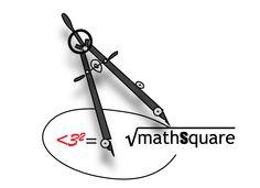 My logo for a Maths company...