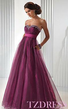 prom dress prom dresses- I like the color, not the material