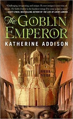 Recommended books for Game of Thrones fans, including The Goblin Emperor by Katherine Addison.