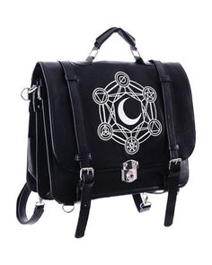 Moon Messenger Bag <3