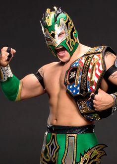 Kalisto United States Champion