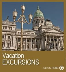 Land or Cruise Vacation Excursions