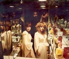 Stevie Nicks & Sandy Stewart - Cat Dancer (1984)