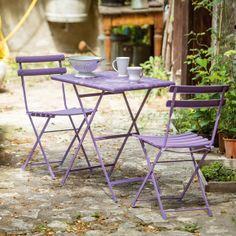 Friday next, concept store,,  Emu outdoor design, Arc en Ciel folding chair, Arc en Ciel folding table
