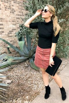 It's all about that corduroy skirt this fall! \r\n& I am 100% here for this rose gold skirt color, it matches perfectly with my stunning JORD Watch. \r\n: lovethynabers.com\r\n: lovethynabersblog@gmail.com\r\n: lovethynabers \r\n: https://www.shopstyle.com/collective/HaleighBelle #jordwatch #jordwatches #woodwatch #wood #nature #beautiful #atx #texas #shop #business #work #fall #fashion #holiday #corduroy #corduroyskirt #stevejobs #stevejobsvibes #ad #sponsor #jord #lifestyle #blogger #atx…