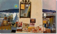 SPYROS VASILEIOY - Αναζήτηση Google Greek Art, Conceptual Art, Athens, Printmaking, Modern Art, Greece, Painters, Sculpture, Fine Art