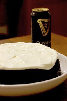 La Cucinetta: De volta às gordices: bolo de Guinness e coincidências
