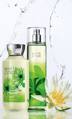 Hello, sunshine! Inspired by the sun-drenched citrus groves of the Mediterranean coast, White Citrus is an invigorating blend of crisp citrus & water lily. #WhiteCitrus