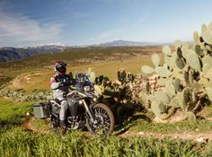 The New BMW F800GS Adventure for 2014