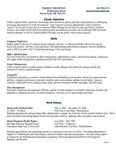 sample resume for retail management job | Retail Store ...