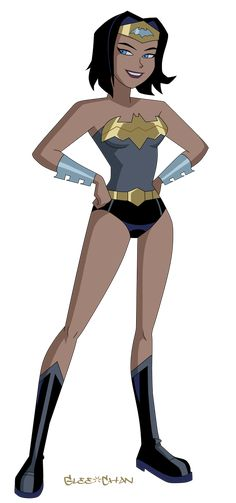 Valor Girl Unlimited by Glee-chan on DeviantArt Dc Comics Characters, Female Characters, Batwoman, Batgirl, Dc Animated Series, Wonder Woman Pictures, Hq Dc, Justice League Unlimited, Comic Manga