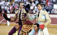 Notiferias Toros en Venezuela y el Mundo: Padilla y Castella, en hombros en Cabra