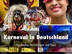 Karneval in Deutschland - Geschichte,