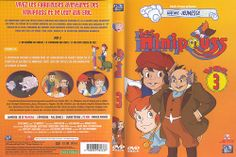 Les minipouss - Dvd Volume 03