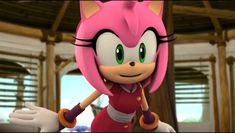 Amy Rose | Which Sonic Boom Character are you? - Quiz Sonic Boom Amy, Game Sonic, Big Hero 7, Hero 6, Super Hiro, Here Comes The Boom, Doctor Eggman, Hiro Hamada, Rose Pictures