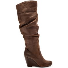 Jessica Simpson's Brown Pasha - Brown Winter Haze