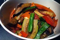 cookcina en 15 minutos: Wok vegetariano
