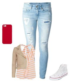 """""""Untitled #860"""" by harrystylesandliampayne ❤ liked on Polyvore featuring Dondup, maurices, IRO, Converse, Tory Burch, women's clothing, women, female, woman and misses"""