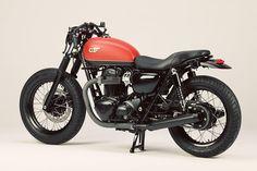 "The ""Lindy Bob"" - Kawasaki W800 Custom by LSL Motorradtechnik"