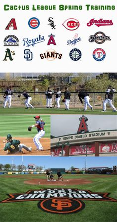Cactus League Arizona Spring Training @ManTripping