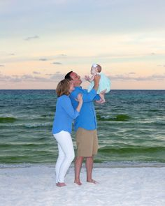 Beach Portraits Made By Professionals Husband And Wife Team At Design In Destin
