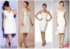 Resultado de imagem para vestido para noiva mais velha
