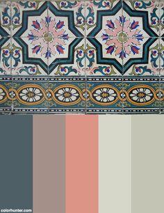 Azulejo+Color+Scheme