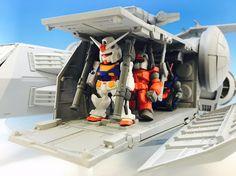 FW Gundam Converge: Battleship WHITE BASE Project! Official Sample Review, Info Release | GUNJAP
