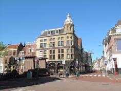 Leiden,Breestraat - Rapenburg - Noordeinde