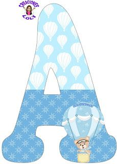 Baby Shower Bunting, Baby Boy Shower, Invitacion Baby Shower Originales, Moldes Para Baby Shower, Free Baby Shower Printables, Baby Birthday Cakes, Baby Boy Photography, Baby Album, Alphabet And Numbers
