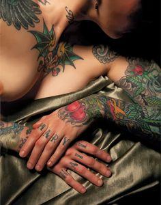 Beautiful colorful pictures and Gifs: Tatuajes ideas-Tattoos