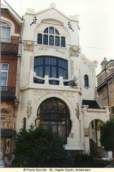 Anvers - Antwerpen Art Nouveau