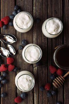 How-to Make Coconut Milk Yogurt http://tasty-yummies.com/2014/06/03/how-to-make-coconut-milk-yogurt/